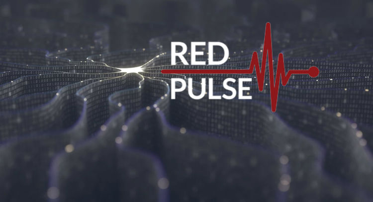 red pulse