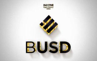 Binance BUSD coin